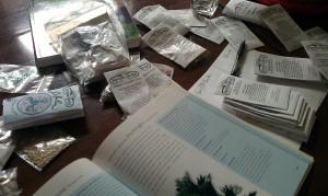 seeds planning